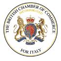 Logo della Camera di Commercio Britannica per l'Italia